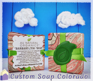 The Soap Gallery has images of Premium Packaging offered at Custom Soap Colorado