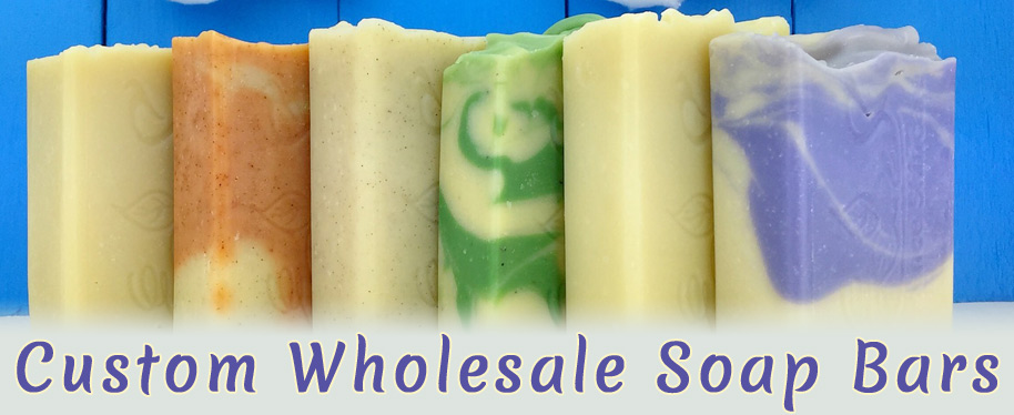Wholesale Soap Bars made by Custom Soap Colorado