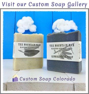 Custom Soap Colorado has a great Soap Gallery