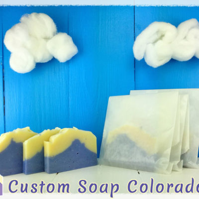 Soap Wedding Favors made by Custom Soap Colorado