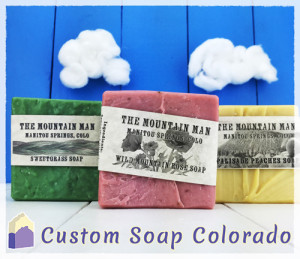 Soap Gallery from Custom Soap Colorado has images of Wholesale soap