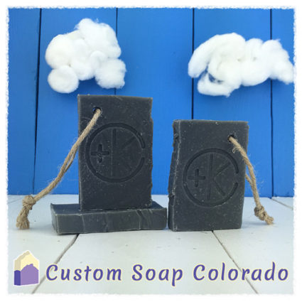 Adding value to your handcrafted soap is the Colorado Cut