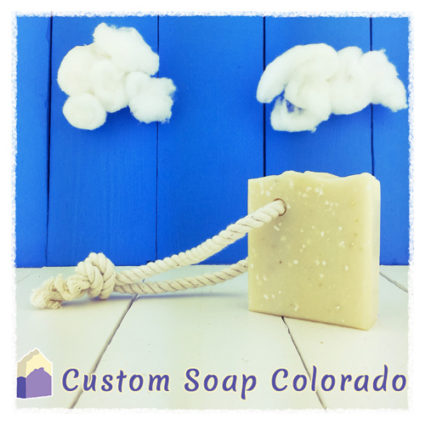 Custom soap on a Rope can add value to your products